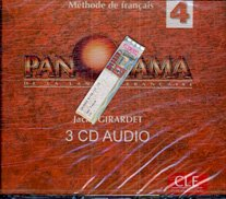 Panorama 4 - 3 CD audio (Лицензия)