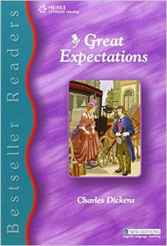 Bestseller Readers Level 4: Great Expectations with CD