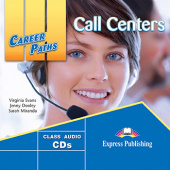 Career Paths: Call Centers Audio CDs (set of 2)