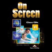 On Screen Revised B1 Class CDs (set of 3)