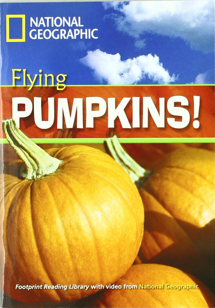 Fotoprint Reading Library B1 Flying Pumpkins with CD-ROM