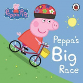 Ladybird: Peppa Pig: Peppa's Big Race  (board book)