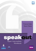 Speakout Upper-Intermediate Workbook without key with Audio CD