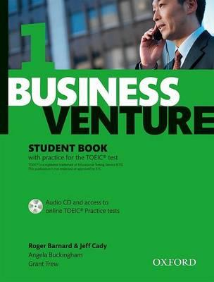 Business Venture (Third Edition) 1 Elementary Student's Book Pack