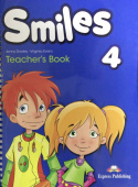 Smiles 4 Teacher's Book