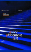 Quick Placement Test 250 use CD-ROM