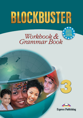 Blockbuster 3 Workbook & Grammar Book