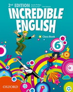 Incredible English (Second Edition) Level 6 Class Book