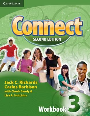 Connect Second Edition: 3 Workbook