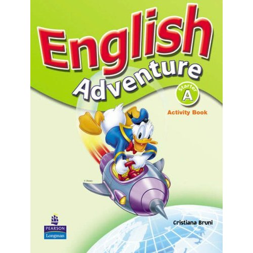 English Adventure Starter A Activity Book