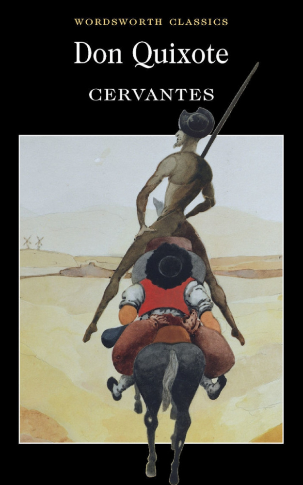 Cervantes M. Don Quixote