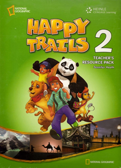 Happy Trails 2 Teacher Resource Pack
