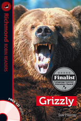 Robin Readers Level 1 Grizzly