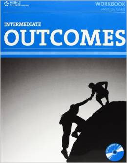 Outcomes Intermediate: Workbook with key + CD