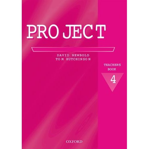 Project 4 Second Edition Teacher's Book