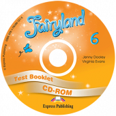 Fairyland 6 Test Booklet CD-ROM