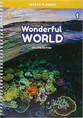 Wonderful World 2nd edition 1 Lesson Planner + Class Audio CD + DVD +TRCD