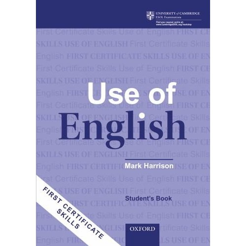 First Certificate Skills: Use of English, New Edition Student's Book
