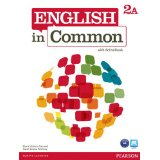 English in Common 2A Student Book and Workbook with ActiveBook and MyEnglishLab