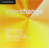 Interchange 5th Edition Intro Class Audio CDs