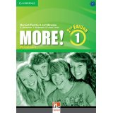 More! Second Edition 1 Workbook