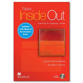 New Inside Out Upper Intermediate + eBook Student's Pack