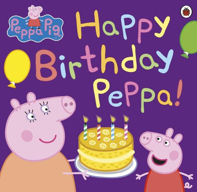 Ladybird: Happy Birthday Peppa Pig