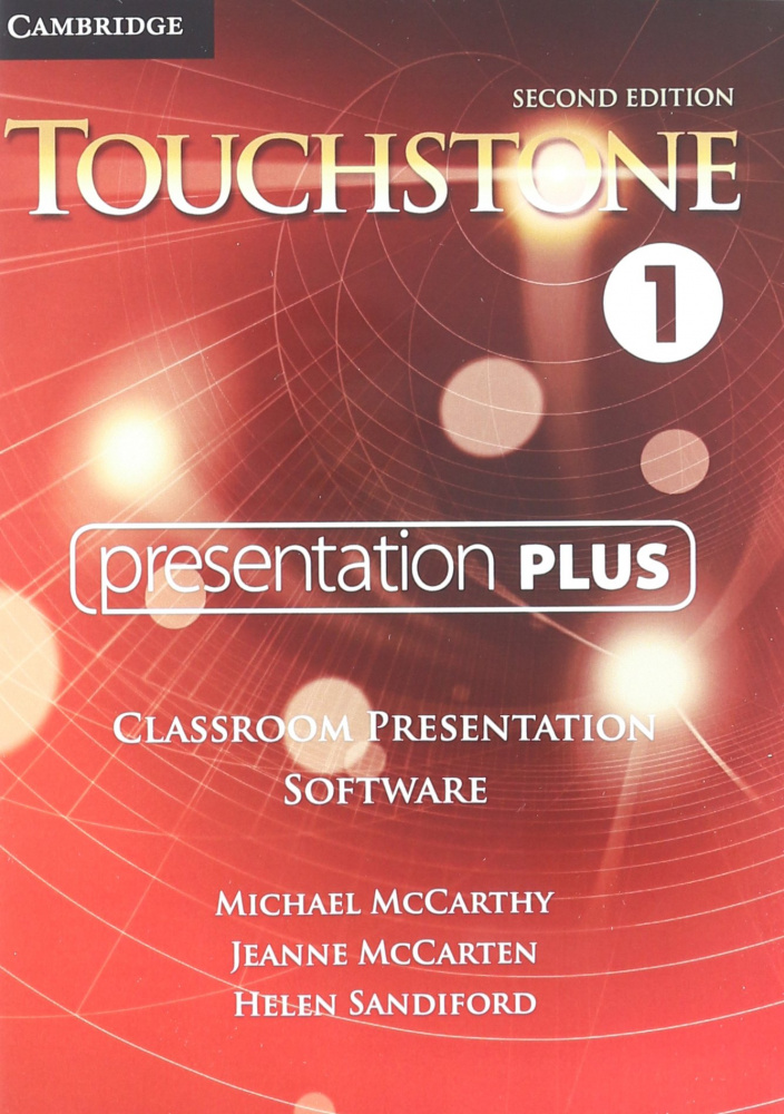 Touchstone Second Edition 1 Presentation Plus DVD