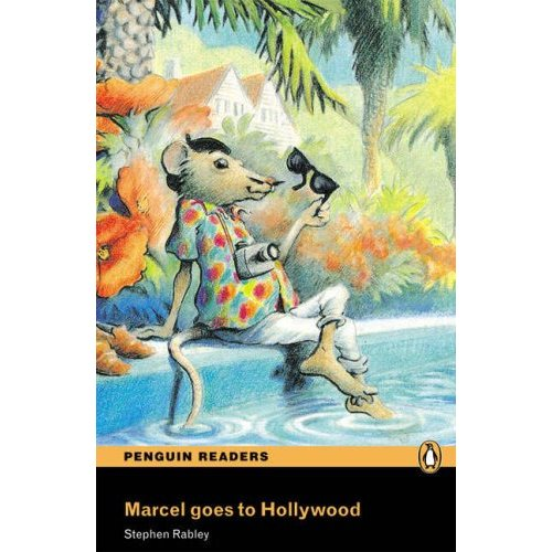 Marcel goes to Hollywood (With Audio CD)