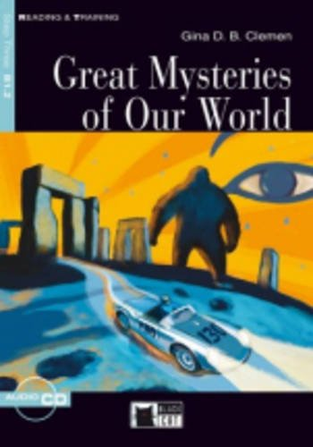 Reading & Training Step 3: Great Mysteries of Our World + CD
