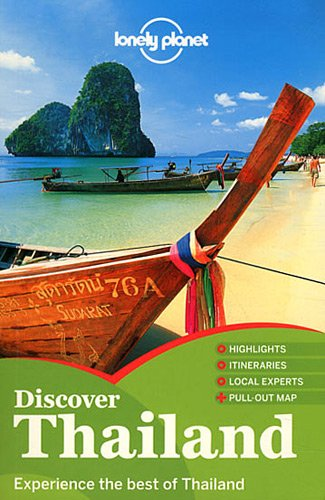 Discover Thailand  travel guide (2th Edition)