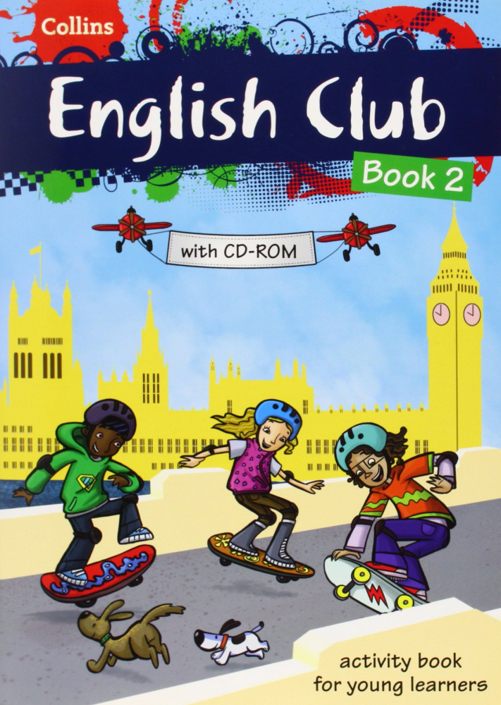 Collins English Club 2 with CD-ROM