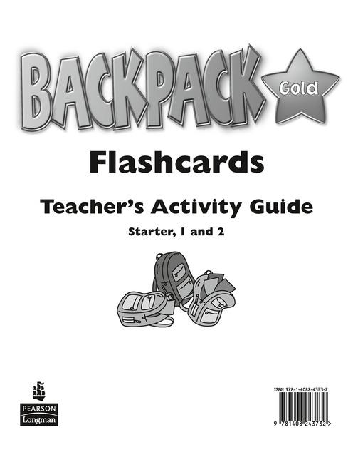 Backpack Gold (Starter - Level 2) Flashcards