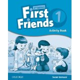 First Friends 1 (Second Edition) Activity Book