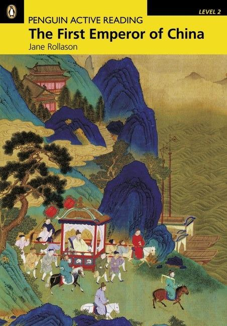 The First Emperor of China (with Audio CD)
