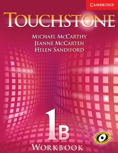 Touchstone Level 1 Workbook B