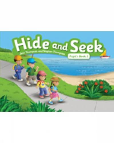 Hide and Seek 2 Pupils Book