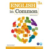 English in Common 3A Student Book and Workbook with ActiveBook and MyEnglishLab