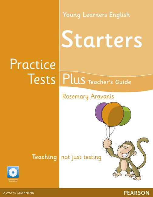 Young Learners English Practice Tests Plus Starters Teacher's Book (with Multi-ROM)