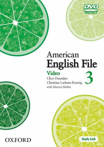 American English File 3 DVD