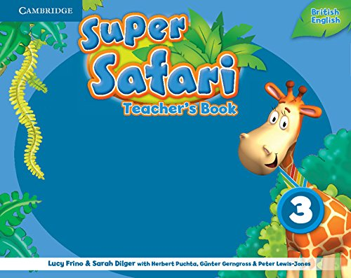 Super Safari 3 Teacher's Book