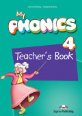 My Phonics 4 Teacher's Book (international) with crossplatform application