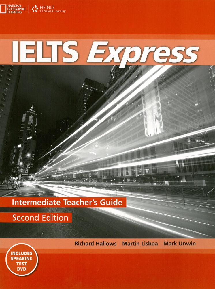 IELTS Express Second Edition Intermediate Teacher's Guide