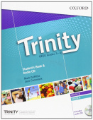 Trinity Graded Examinations in Spoken English (GESE) Grades 3-4 Student's Pack with Audio CD