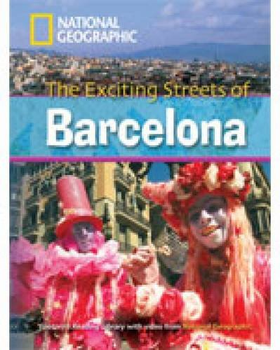 Fotoprint Reading Library C1 The Exciting Streets of Barcelona with CD-ROM
