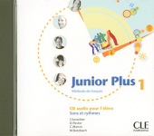 Junior Plus 1 Audio CD (individuel)