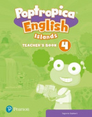 Poptropica English Islands 4 Teacher's Book and Test Book Pack