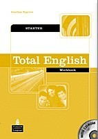 Total English Starter Workbook without key and CD-ROM