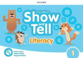 Show and Tell Second edtion 1  Literacy Book