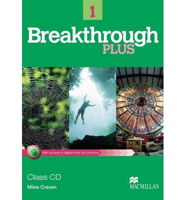 Breakthrough Plus Level 1 Class Audio CD